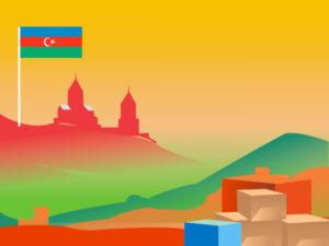 сборный груз в Азербайджан из РФ и ЕС