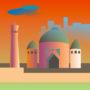 доставка в Бухару и другие города Узбекистана